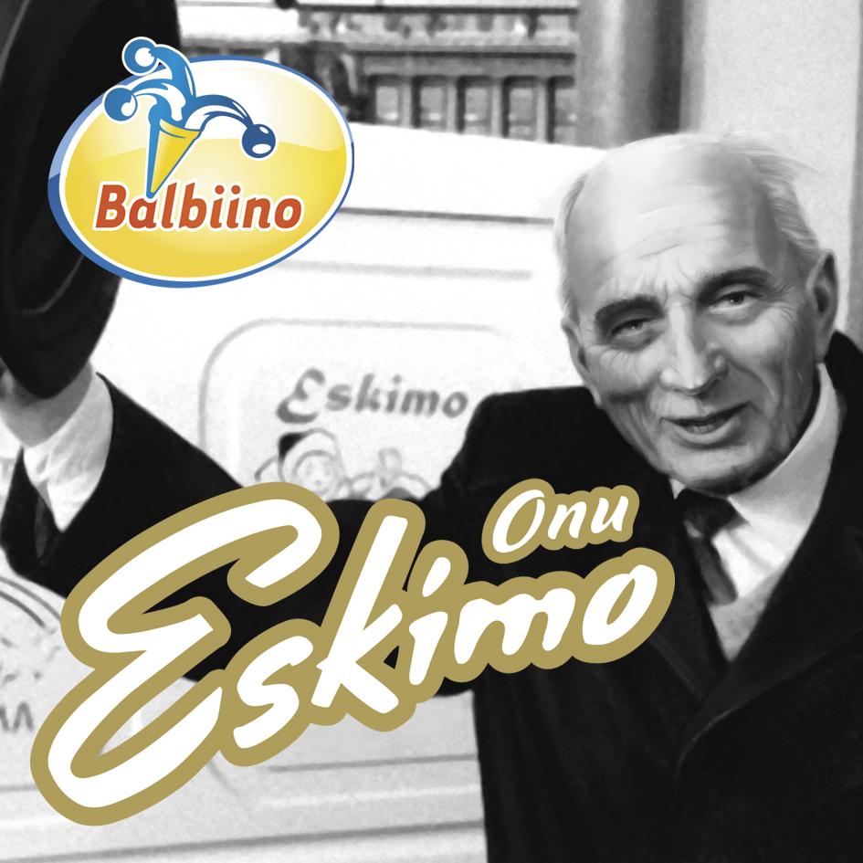 BALBIINO Onu Eskimo logo