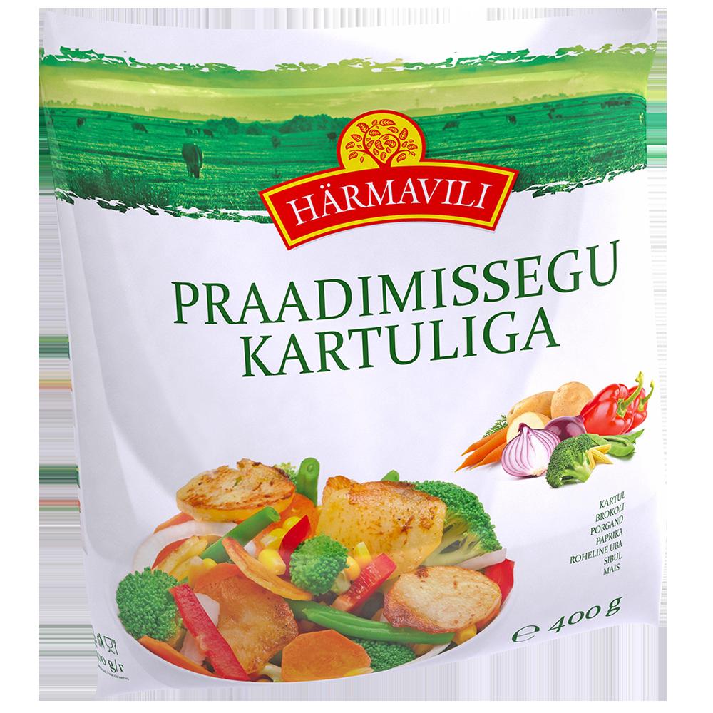 Härmavili praadimissegu kartuliga