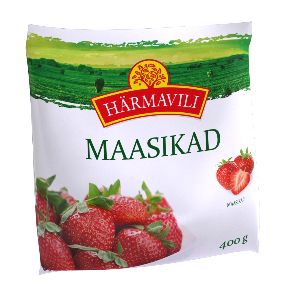 Härmavili maasikad