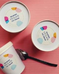 Balbiino vegan jäätis