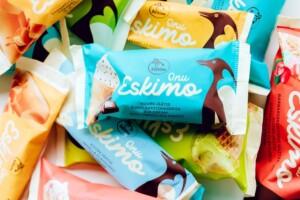 Balbiino keskkonnasäästlik pakend Onu Eskimo