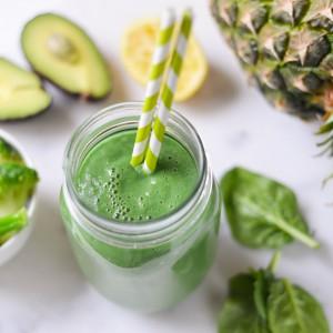 brokoli-ananassi smuuti